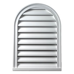 CLV22X31 Fypon Louvers & Gable Vents