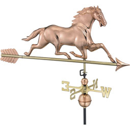 GD580PA Copper Weathervanes