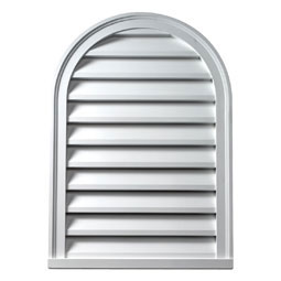 CLV12X18 Fypon Cathedral Gable Vents