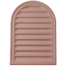 CLV22X31S Fypon Cathedral Gable Vents