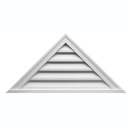 FTRLV84X21 Fypon Triangle Gable Vents