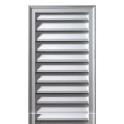 LV12X30 Fypon Vertical Gable Vents