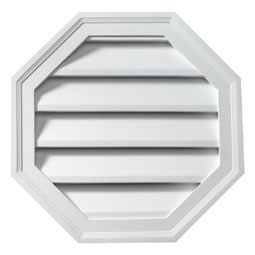 OLV18 Fypon Octagon Gable Vents