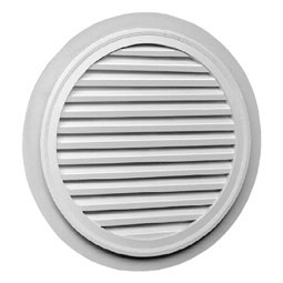 RLV32-2F Fypon Round Gable Vents