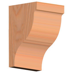 COR7X11S Faux Timber Brackets & Corbels