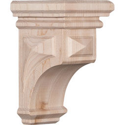 Woodruff Wood Corbel