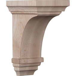 Jefferson Wood Corbel