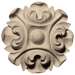 ROST-351 Resin Rosettes
