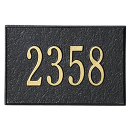 WH1426 Mailbox Signs & Ornaments
