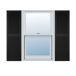 LL1C Louver Shutters