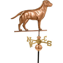 GD560P Copper Weathervanes