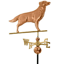 GD644P Copper Weathervanes