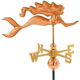 GD649P Copper Weathervanes