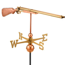 GD693P Full Size & Story Weathervanes
