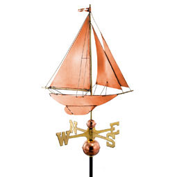 GD909P Copper Weathervanes