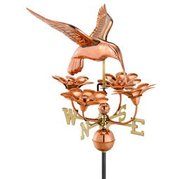 GD913P Story Weathervanes