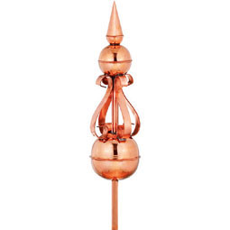 GD703 Copper Finials