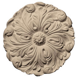 ROST-295 Resin Rosettes