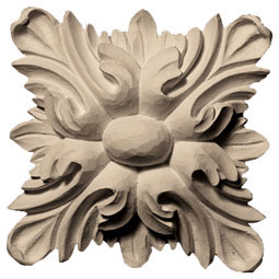 ROST-340 Resin Rosettes