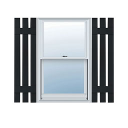 LS3S Board-n-Batten Shutters