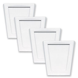 00400000 Gable Vent Trim, Keystones, and Accessories