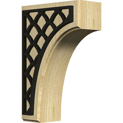 BKTWCVNE Wood Shelf Brackets