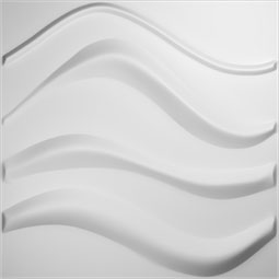 WP20X20WVWH Siding & Wall Decor