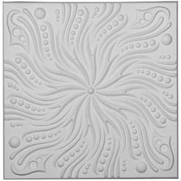 CT24X24SW Urethane Ceiling Tiles