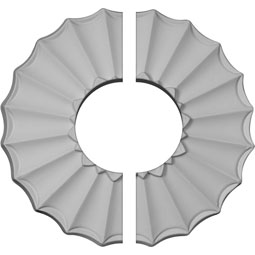 "CM09SH2-03500 04"" to 17"" Ceiling Medallions"