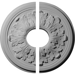 "CM12LE2-03500 04"" to 17"" Ceiling Medallions"