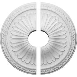 "CM14AX2-03500 04"" to 17"" Ceiling Medallions"