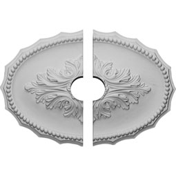 CM16OX2-03500 Oval Ceiling Medallions