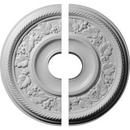 """CM16TY2-03500 04"""" to 17"""" Ceiling Medallions"""