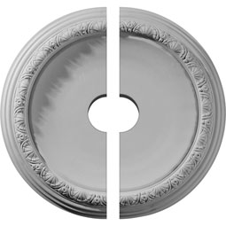 """CM19CA2-03500 18"""" to 25"""" Ceiling Medallions"""