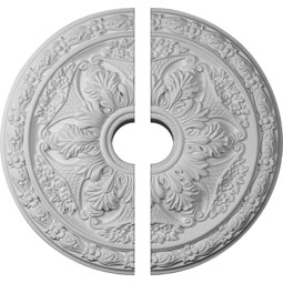 """CM20BL2-03500 18"""" to 25"""" Ceiling Medallions"""