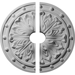 """CM20FO2-03500 18"""" to 25"""" Ceiling Medallions"""