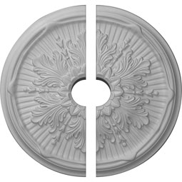 "CM21LU2-03500 18"" to 25"" Ceiling Medallions"