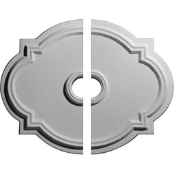 """CM21WA2-03500 18"""" to 25"""" Ceiling Medallions"""