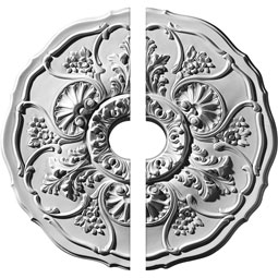 CM22CN2-03500 Two Piece Ceiling Medallions