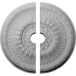 CM24TE2-03500 Two Piece Ceiling Medallions