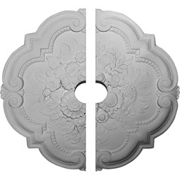 "CM24VI2-03500 18"" to 25"" Ceiling Medallions"