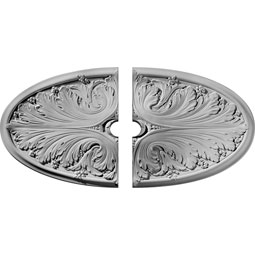 "CM24X12MA2-03500 18"" to 25"" Ceiling Medallions"