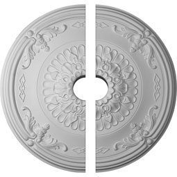 "CM27AT2-04000 26"" to 33"" Ceiling Medallions"