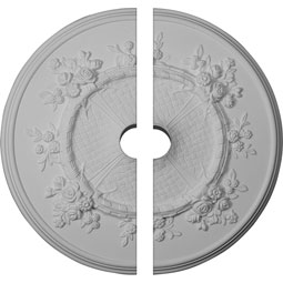 "CM27FL2-03500 26"" to 33"" Ceiling Medallions"