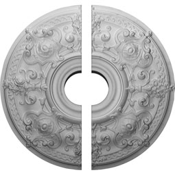 CM28OS2-06000 Two Piece Ceiling Medallions