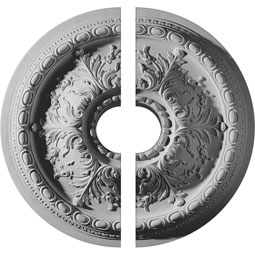 CM28ST2-06000 Two Piece Ceiling Medallions
