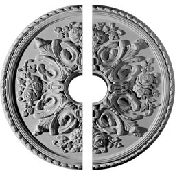 CM32BR2-06000 Two Piece Ceiling Medallions
