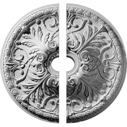 "CM32TN2-05500 26"" to 33"" Ceiling Medallions"