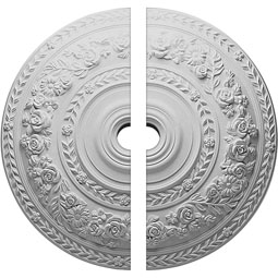 "CM33RO2-02000 26"" to 33"" Ceiling Medallions"