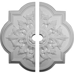 CM34BO2-03000 Two Piece Ceiling Medallions